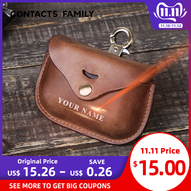 Luxury Bag For SONY AirPods Bluetooth Wireless Earphone Leather Case Cover For Sony WF 1000XM3 Funda
