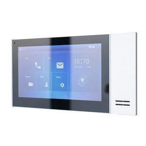 DH multi-language VTH2421FW-P 802.3af PoE 7inch Touch Indoor Monitor,IP doorbell Monitor, Video Intercom monitor,SIP version(China)