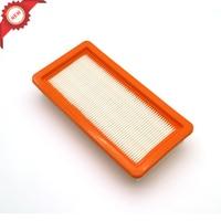 3PCS HEPA filter voor karcher robot stofzuiger DS5500 DS6000 DS5600 DS5800 6.414-631.0 filters stofzuiger Onderdelen