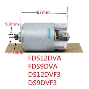 Image 2 - Peças genuínas de motor 12v 9.6v, peças 318244 para carachi ds12dvf3 fds12dva fds9dva pro ds12dvfa RS 550VC 8022