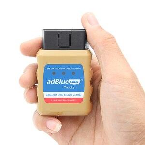 Image 5 - AdBlue Эмулятор Евро 4/5/6 OBD2 OBDII AdBlueOBD2 OBD2 NOx Ad синий эмулятор для Scania для DAF для Renault для IVECO для Volvo