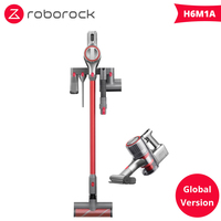 Roborock H6 Portable Wireless Handheld Vacuum Cleaner 25000Pa Strong Suction 420W Brushless Motor 3610mAh Battery Dust Cleaner