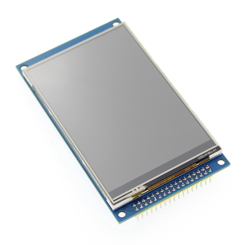 Hot 4.0 Inch TFT LCD Screen Display Module 480X320 RGB Color ST7789 IC Driver For C51 STM32 Support 16BIT RGB 65K Color Display