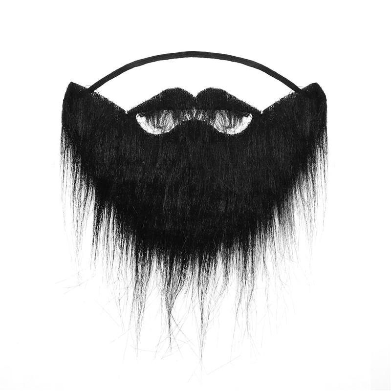 Halloween Decorating Party Fake Mustaches For Men Women Costume Accessories Funny Beards Whisker Festival Supplies A2(China)