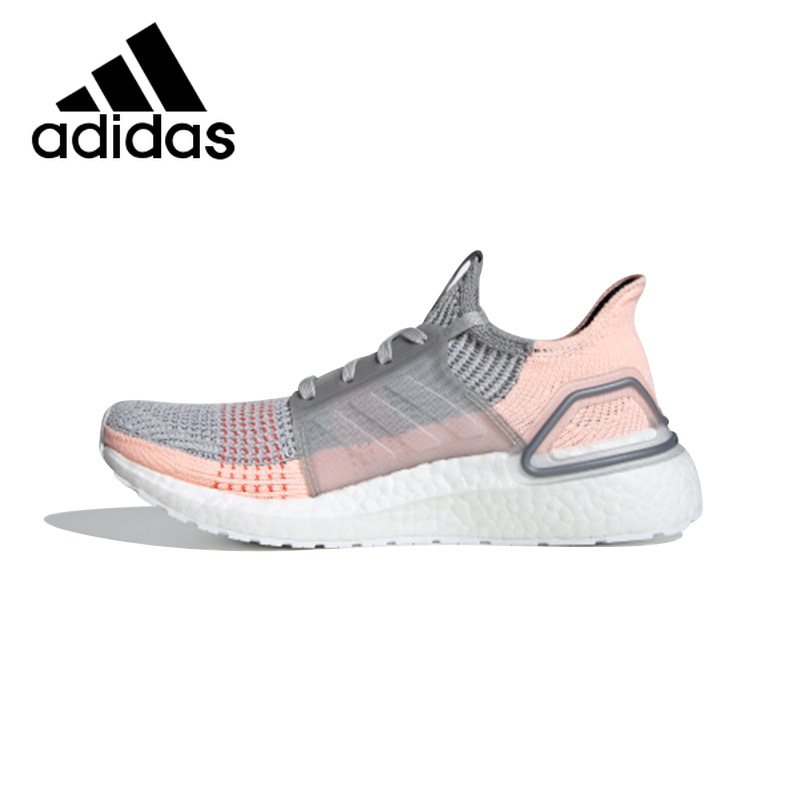 Original Adidas ULTRABOOST 19 Women's Running Shoes Outdoor Sneakers Light Cozy Anti-slippery Wear-resistant Good Quality B75881