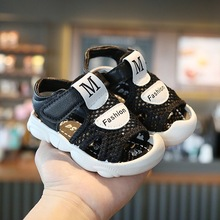 2020 summer kids shoes brand closed toe toddler boys sandals orthopedic sport pu leather baby boys sandals shoes B014 сандалии bos baby orthopedic shoes bos baby orthopedic shoes mp002xg00jc2
