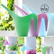 1 шт. 1L Ёмкость Пластик инструмент для полива сада полива растений инструмент сад горшок разбрызгиватель