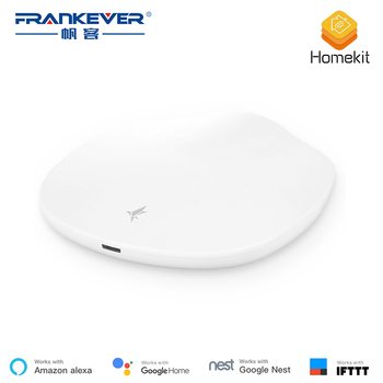 FrankEver Zigbee Gateway Hub Home Center Support HomeKit for Smart Home