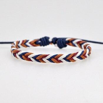Bracelet Homme Tissu Bresilien