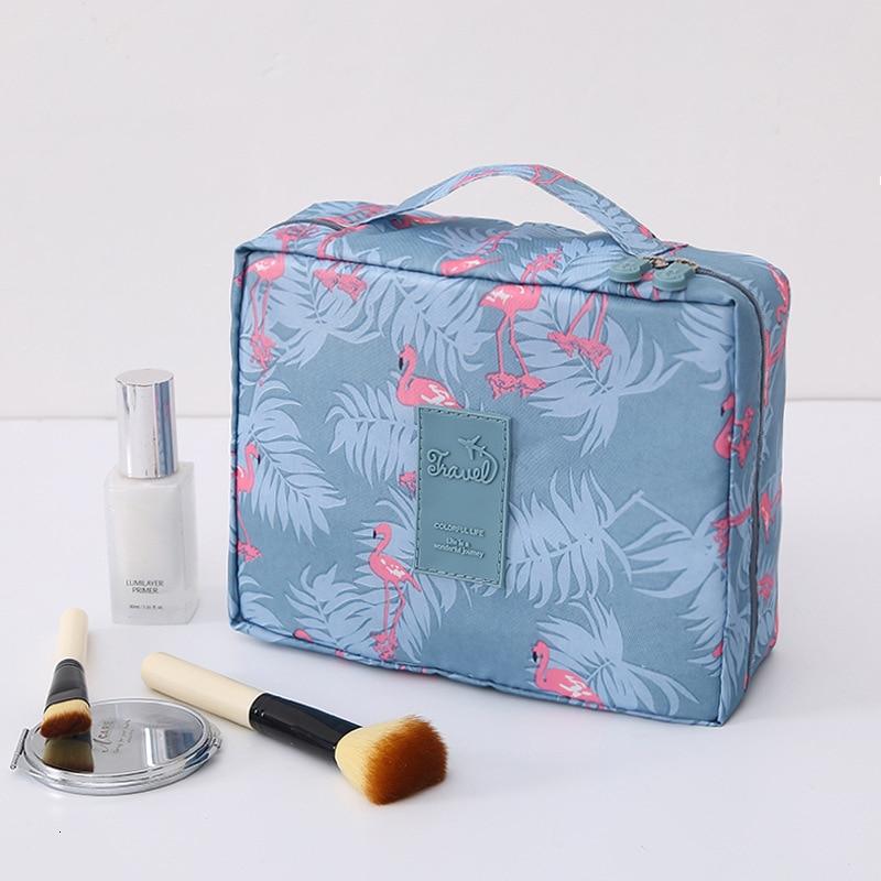 2020 New Multifunction Travel Cosmetic Bag Woman's Bag Makeup Bags Dressing Table Organizer Female Waterproof Storage Make Cases