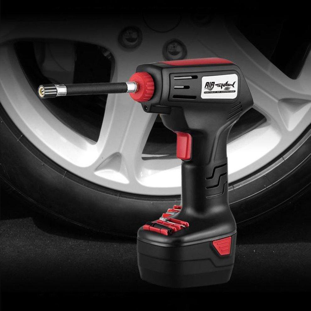 digital led smart carro bomba compressor de 04