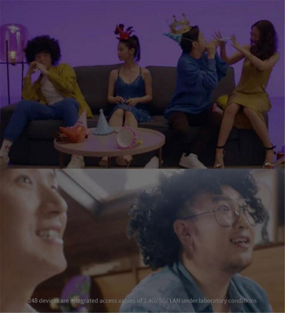 NEW Xiaomi AX3600 AIoT Router Wifi 6 5G Wifi6 600Mb Dual-Band 2976Mbs Gigabit Rate Qualcomm A53 External Signal Amplifier (13)
