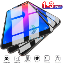 3Pcs Full Cover Glass For Xiaomi Redmi Note 5 6 7 8 8T Pro 4X Screen Protector Film Tempered Glass For K20 K30 Protective Glass