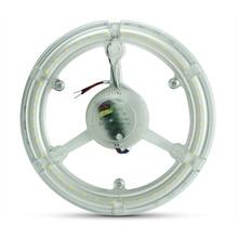 цена на SMD 5730 LED Ceiling Lamp 12W 18W 24W Tube Retrofit Magnet PCB Board CFL Replace Led Ring Lighting AC 160-260V  LED Module Light