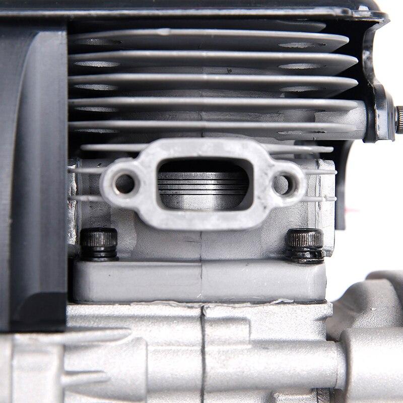 36CC a Doppio Pistone Anello di Quattro Punto Fisso Facile da Avviare Il Motore (con per Walbro 1107 Carburatore Ngk Spark spina) per Rovan Rofun Lt - 6