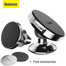 Support pour voiture magnétique Baseus pour téléphone support universel support pour téléphone portable support pour téléphone portable pour voiture