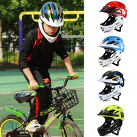 Adjustable Safety Hat Detachable Biking PortableChildren Kids Dustproof Cycling Cycling Riding Helmet for WEST BIKING