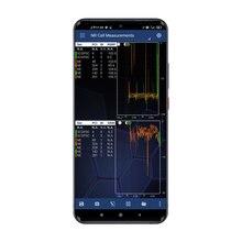 Nemo Handy Nemo Телефон ZTE AXON 10 Pro Drive Test Phone Support GSM HSPA LTE NR Измерения For NEMO Outdoor Test