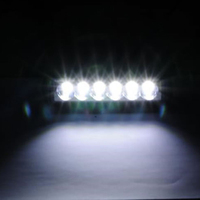 2x White Spreader Deck Led Marine Lights for Boat (Flood Light) 12v
