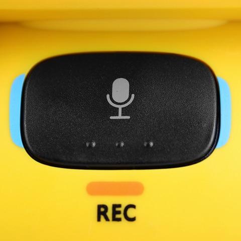 de voz controle toque brinquedos robo interativo