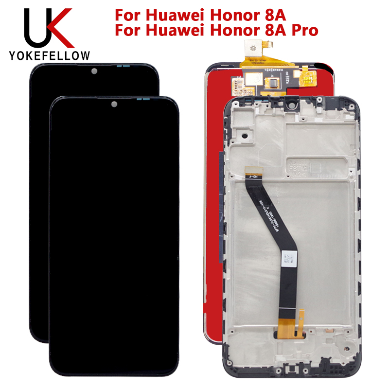 LCD Screen For Huawei Honor 8A LCD +Touch Screen Replacement For Huawei Honor 8A Pro JAT-L29 LCD Display Digitizer Assembly