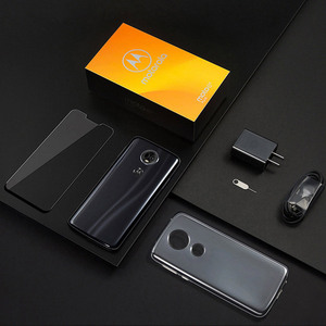 Image 5 - Moto Mobile Phone E5 Plus 4GB 64GB Smartphone BT5.0 Full Screen 6 Inch Metal Phone 12MP Camera 5000mAh support Fast Charging