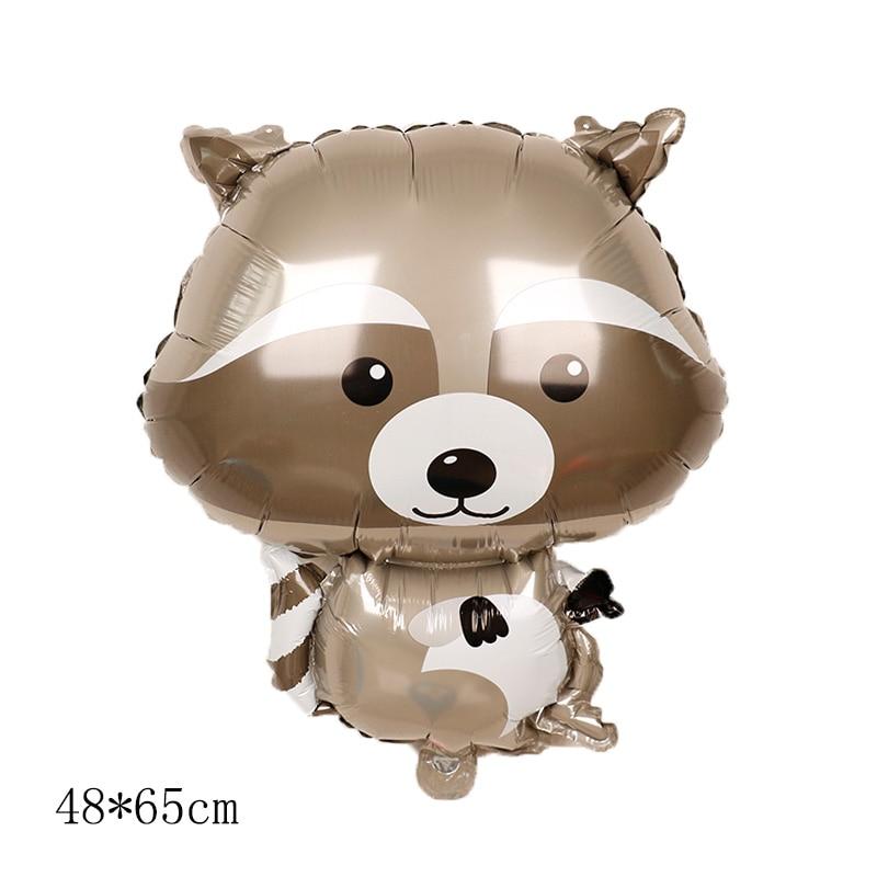 SP048浣熊