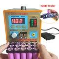 SUNKKO 788H 788USB батарея точечной сварки двойной импульсный usb зарядка функция 18650 батарея Сварочный аппарат