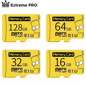 Original memory card 64 gb 128 gb Class10 Micro SD Card Mini microSD flash drive 16GB 32GB cartao de memoria TF Card For Phone