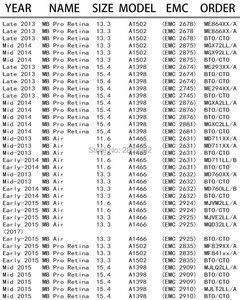 Image 5 - NEUE 256GB SSD Für Macbook Air 2013 2014 2015 A1465 A1466 imac PRO 2013 2014 2015 a1425 A1502 A1398mini SOLID STATE DISK