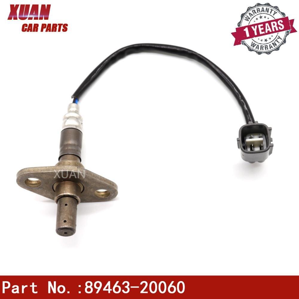 89463-20060 Oxygen O2 Lambda Sensor For Toyota Avensis Carina E Sportswagon 1.6 GLi 1992-1997 DOX-0250 89463-29045