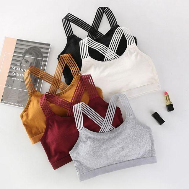 Women's Sports Bra, For Athletics, Fitness, Running, Gym, etc.
