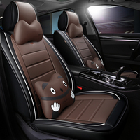 Full Coverage Eco leather auto seats covers PU Leather Car Seat Covers for  Chevrolet spark a aveo b chevrolet cruze cobalt cama|Automobiles Seat Covers| |  -