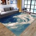 Ковры 3D Тигр Медведь животный принт Домашний напольный коврик для гостиной спальни нескользящий кухонный коврик Tapis Alfombra Детский ковер