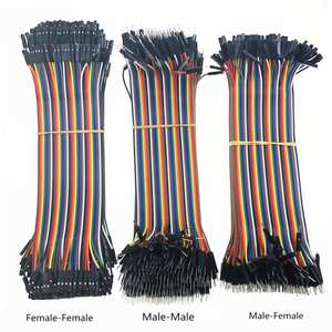 Jumper-Wire Dupont-Cable Arduino-Diy-Kit Female-To-Female 40-120pcs 40pin for 10CM And
