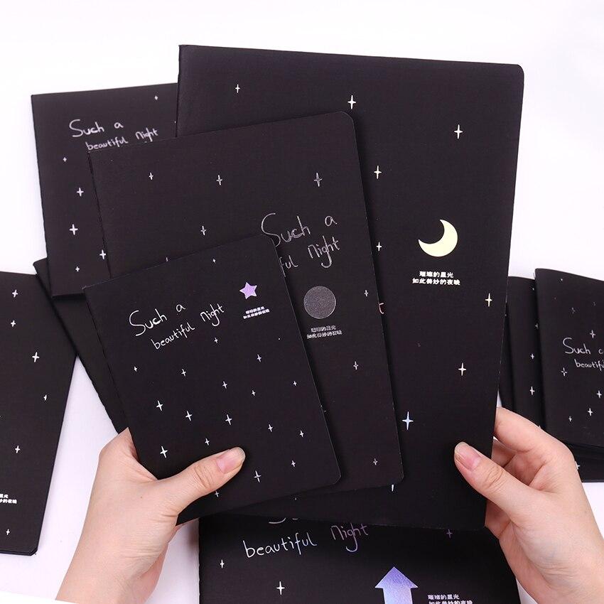 Graffiti Black Paper Journal Notebook Sketchbook Drawing Paper Sketch Book