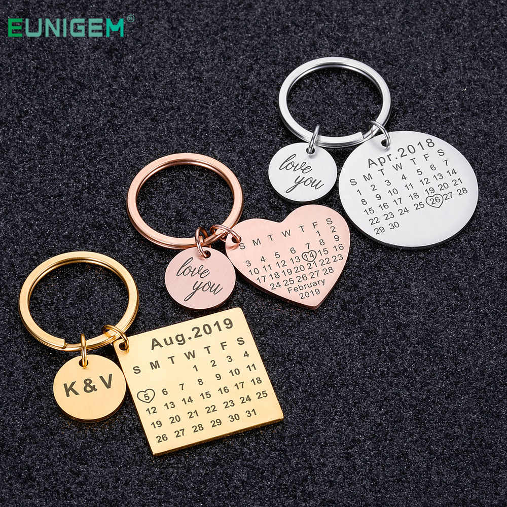 Personalized Gift For Boyfriend Girlfriend Husband or Wife Boyfriend Keychain Anniversary Gift For Him Valentines or Birthday Gift,