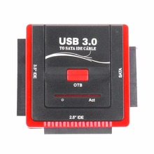 цена на USB 3.0 to SATA IDE ATA Data Adapter for PC Laptop 2.5