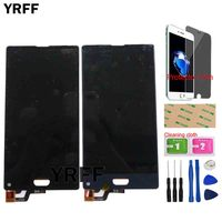 Original Touch Screen LCD Display For Doogee Mix Lite LCD Display Touch Screen Sensor Digitizer Panel Parts Tools 3M Adhesive