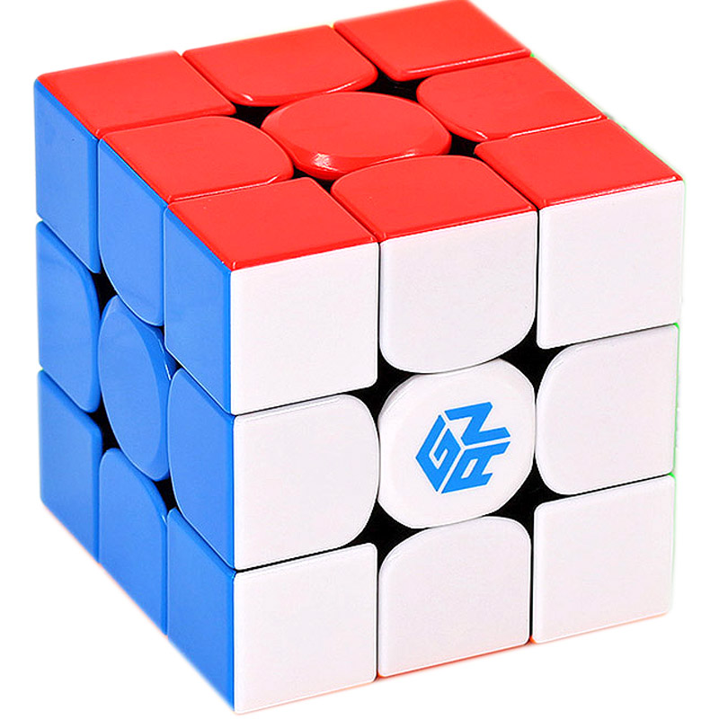 Gan354 M V2 3x3x3 Magnetic Speed Cube Stickerless Professional GAN 354 M Puzzle Magic Cube Educational Toys For Children
