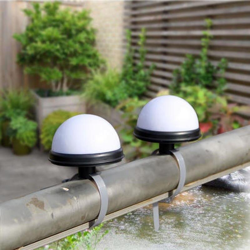 as luzes solares lampada do gramado luzes do jardim ao ar livre casa tiras luzes sensor