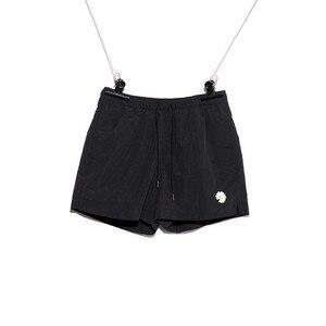 [Kwon Ji Yong/G dragon] Peaceminusone x Fragment Shorts Parka штаны для косплея