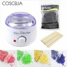 Wax Hair Removal Tool Wax For Depilation Mini Hair Removal Machine With Hard Wax Beans 10pcs Sticks Mini SPA Hand Epilator Kit цена и фото