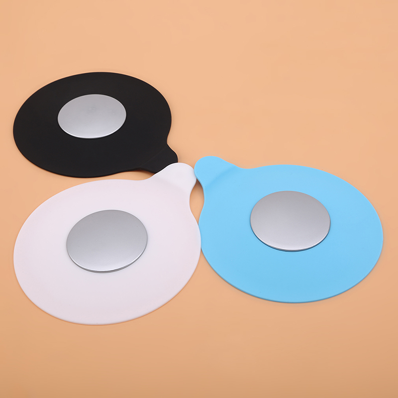 Силиконовая пробка для слива для ванной, сливная пробка для ванной, дизайн капли воды для ванной комнаты, стирки, кухонной раковины, фильтр