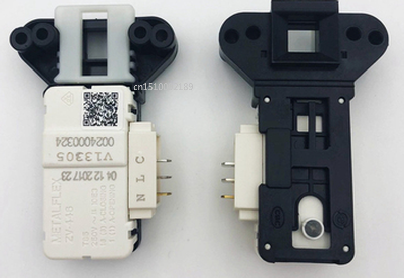 Free Shipping  For Parts Time Delay Switch Door Lock 0024000324 METALFLEX ZV-446
