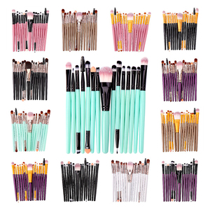 15PCs Makeup Brush Set Cosmetict Makeup For Face Make Up Tools Women Beauty Professional Foundation Blush Eyeshadow Consealer