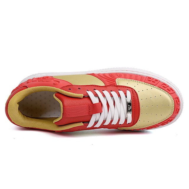 Zapatillas de deporte altas suaves, cómodas y transpirables, zapatos informales antideslizantes resistentes al desgaste para exteriores, nuevo estilo 6