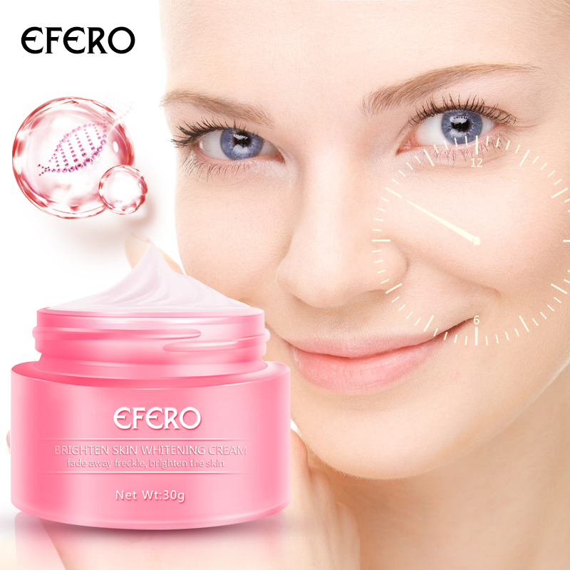 EFERO Skin Whitening Face Cream Freckles Cream Wrinkle Remover Pigmentation Moisturizer Day Cream For Dark Spot Whitening Cream
