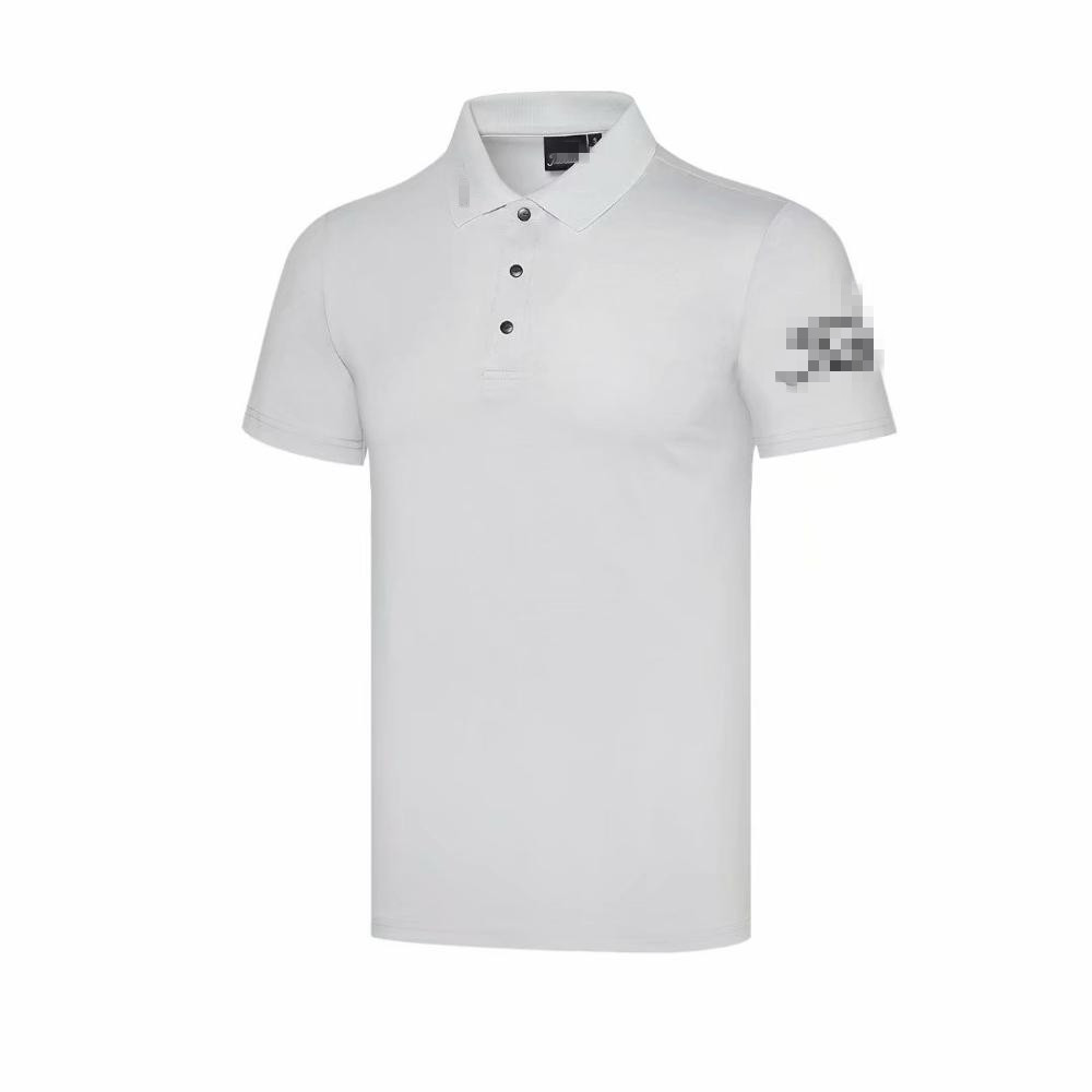 2019 Golf Costume Men Spring And Summer Short Sleeve T-Shirt Quick-drying Breathable Golf Jersey Golf Clothes