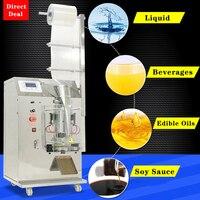 Automatic Liquid Packaging Machine Automatic Electronic Measurement Quantitative Cold Skin Condiment Water Soy Sauce Vinegar
